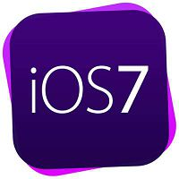 Apple iOS7 - By The Seaside