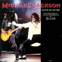 Michael Jackson - Give In To Me