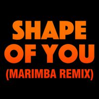 iPhone Shape of you Marimba remix