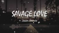 Savage love (iPhone remix)